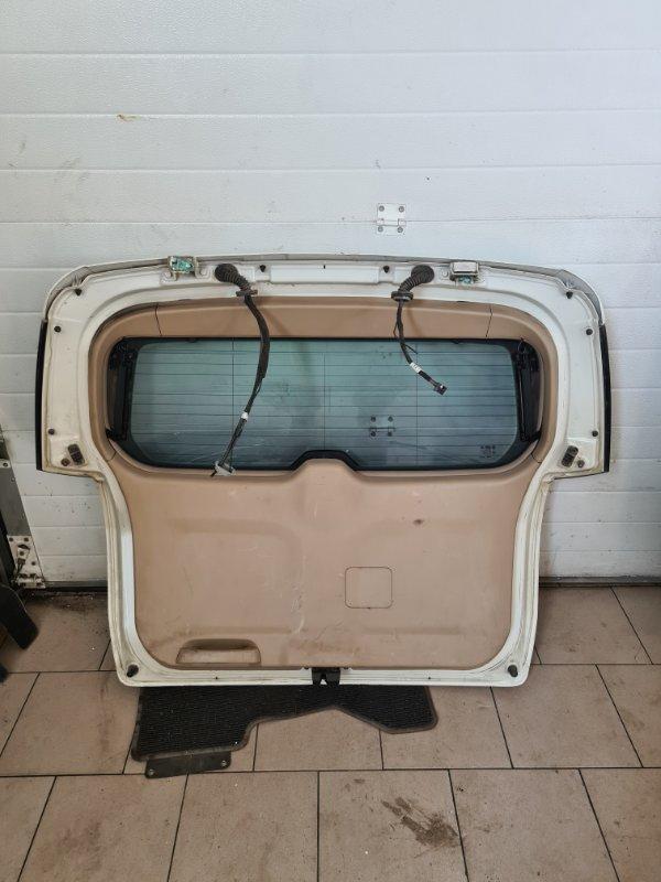Дверь багажника Daewoo Winstorm KLACA26RD7B012026 Z20S1 2007 задняя