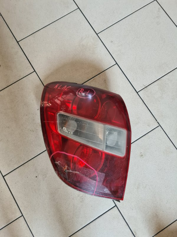 Стоп-сигнал Daewoo Winstorm KLACA26RD7B012026 Z20S1 2007 задний левый