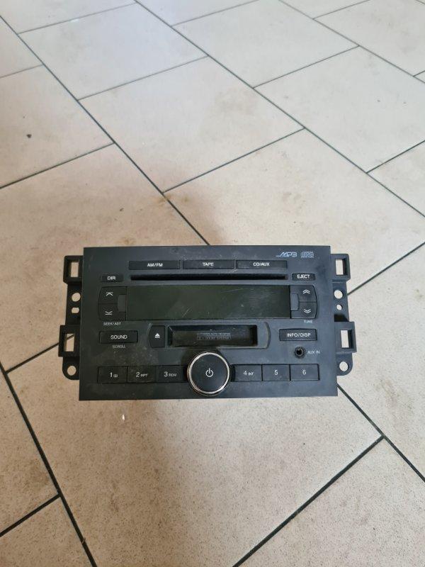 Магнитофон Daewoo Winstorm KLACA26RD7B012026 Z20S1 2007 передний