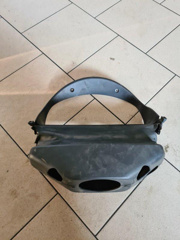 Консоль панели приборов Daewoo Winstorm KLACA26RD7B012026 Z20S1 2007 передний левый