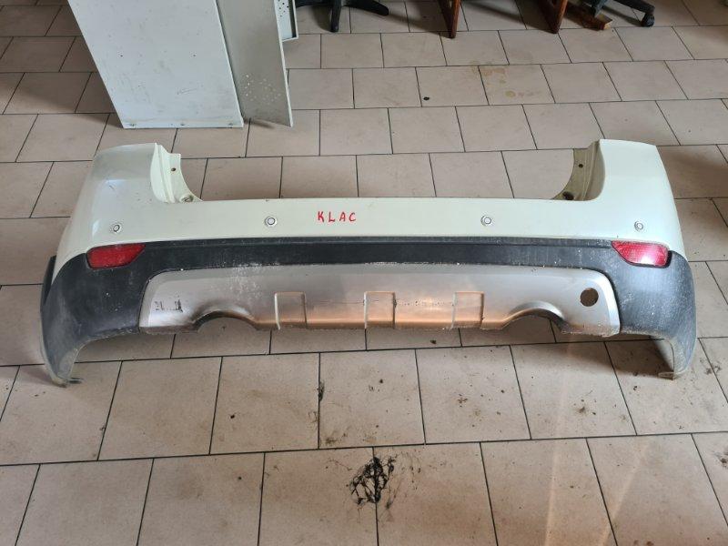 Бампер Daewoo Winstorm KLACA26RD7B012026 Z20S1 2007 задний