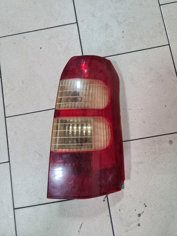 Стоп-сигнал Toyota Succeed NCP55 1NZFE 2010 задний правый