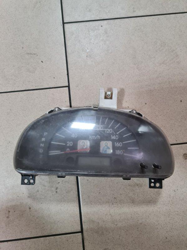Панель приборов Toyota Probox NCP50 2NZFE 2002 передний