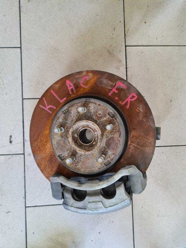 Ступица Daewoo Winstorm KLACA26RD7B012026 Z20S1 2007 передняя правая