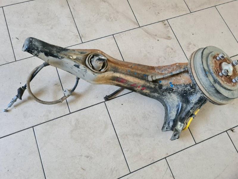 Рычаг подвески Honda Partner EY7 D15B 1999 задний правый