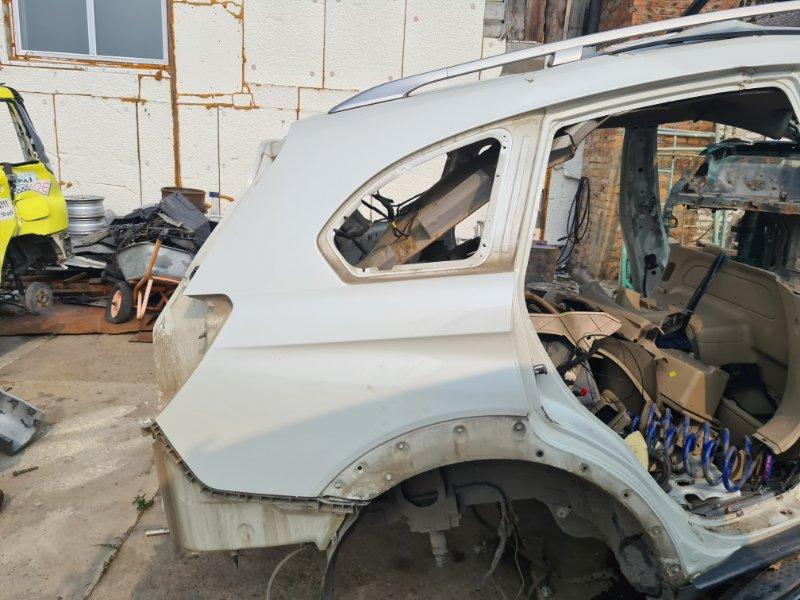 Крыло Daewoo Winstorm KLACA26RD7B012026 Z20S1 2007 заднее правое