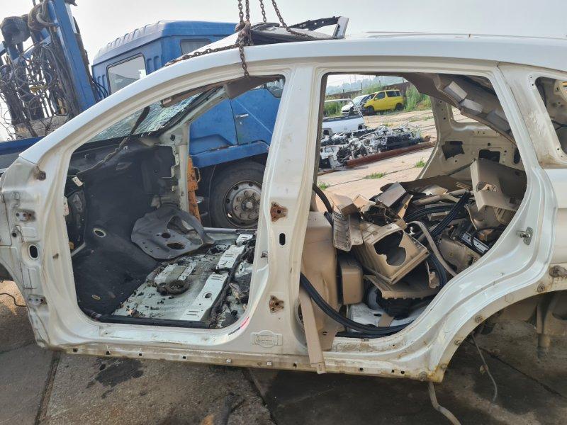 Порог Daewoo Winstorm KLACA26RD7B012026 Z20S1 2007 левый