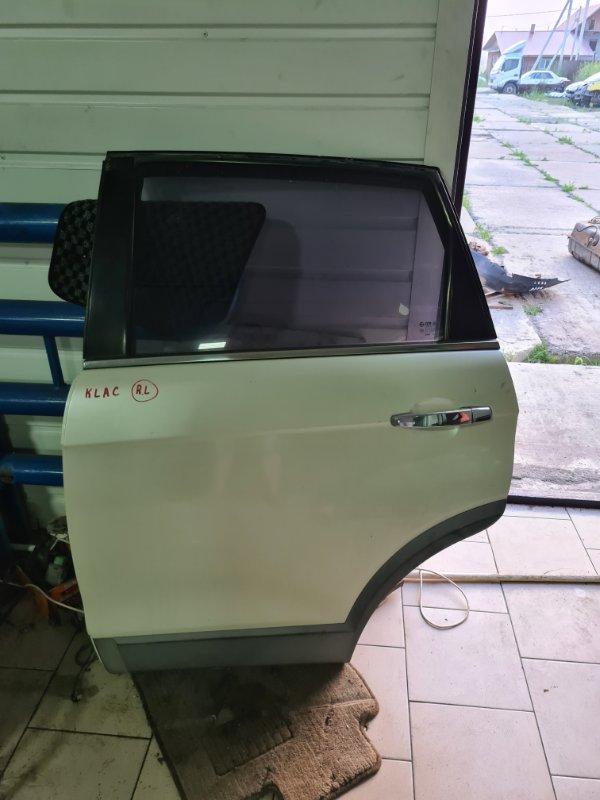 Дверь Daewoo Winstorm KLACA26RD7B012026 Z20S1 2007 задняя левая