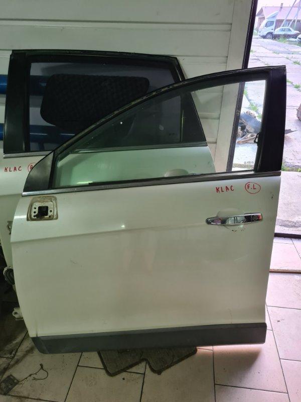 Дверь Daewoo Winstorm KLACA26RD7B012026 Z20S1 2007 передняя левая