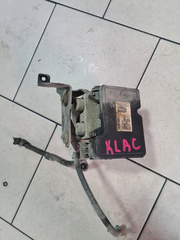 Блок abs Daewoo Winstorm KLACA26RD7B012026 Z20S1 2007 передний