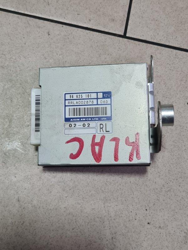 Блок управления акпп Daewoo Winstorm KLACA26RD7B012026 Z20S1 2007 передний