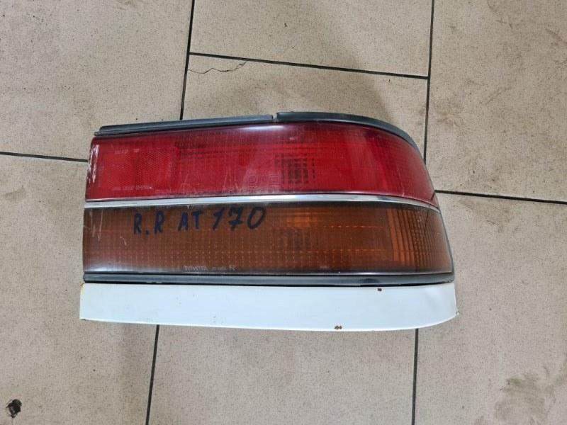 Стоп-сигнал Toyota Corona AT170 5AFE 1990 задний правый