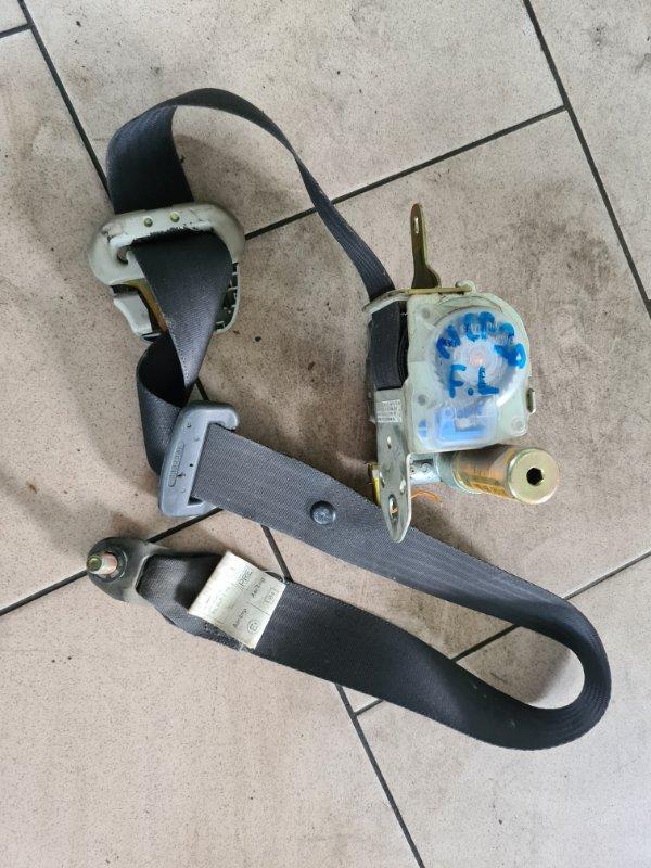 Ремень безопасности Toyota Funcargo NCP21 1NZFE 2000 передний левый
