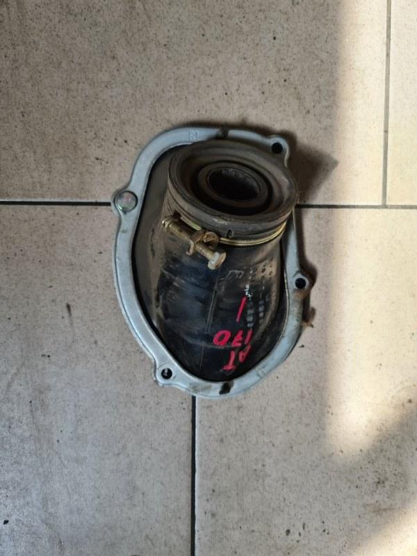 Пыльник рулевой колонки Toyota Corona AT170 5AFE 1990 передний