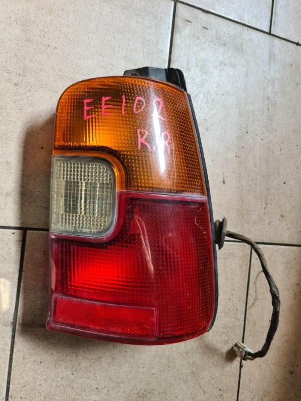 Стоп-сигнал Toyota Corolla EE102 4EFE 1992 задний правый
