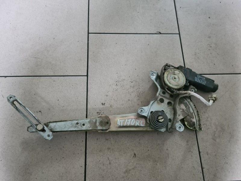 Стеклоподъемник Toyota Corona AT170 5AFE 1990 задний левый