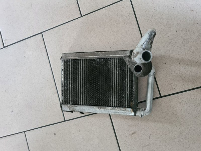 Радиатор печки Toyota Funcargo NCP21 1NZFE 2000 передний