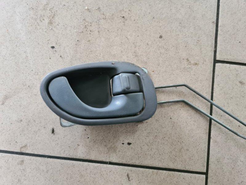 Ручка двери внутренняя Mitsubishi Delica PD6W 6G72 2002 передняя правая