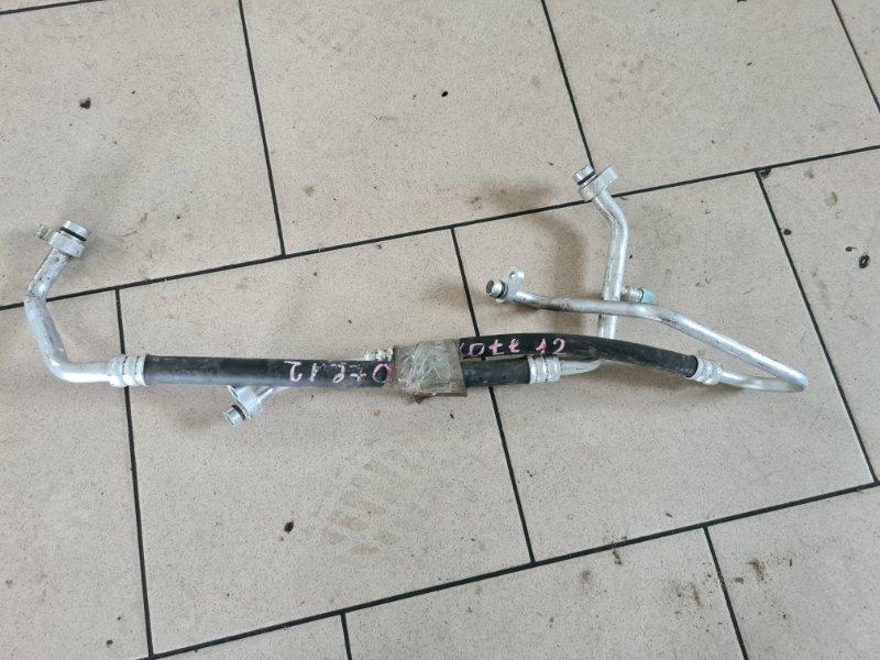 Трубка кондиционера Nissan Note E12 HR12DE 2012 передняя
