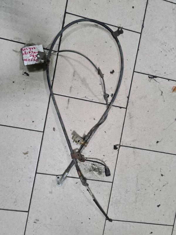 Трос ручника Toyota Funcargo NCP21 1NZFE 2000 задний