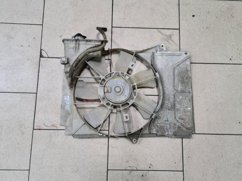 Диффузор Toyota Platz SCP12 1SZFE 2000 передний
