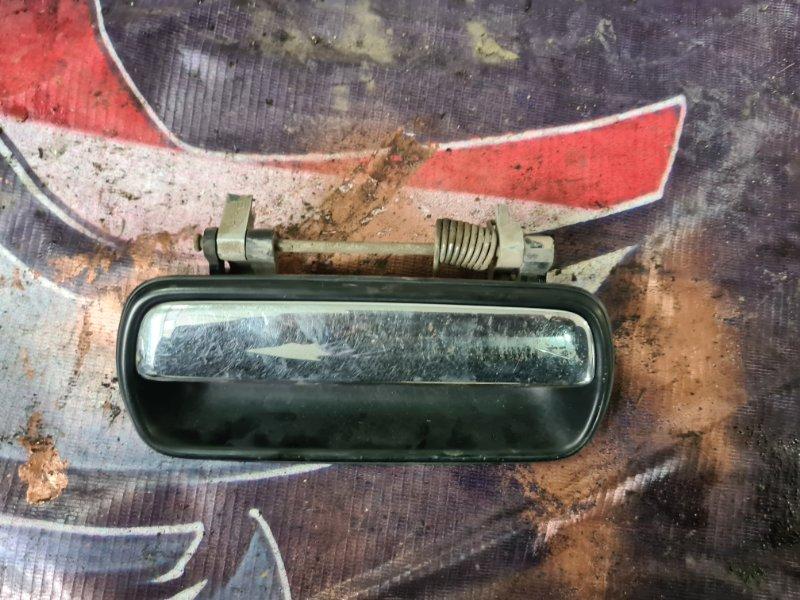 Ручка двери внешняя Toyota Corona AT170 5AFE 1990 задняя правая