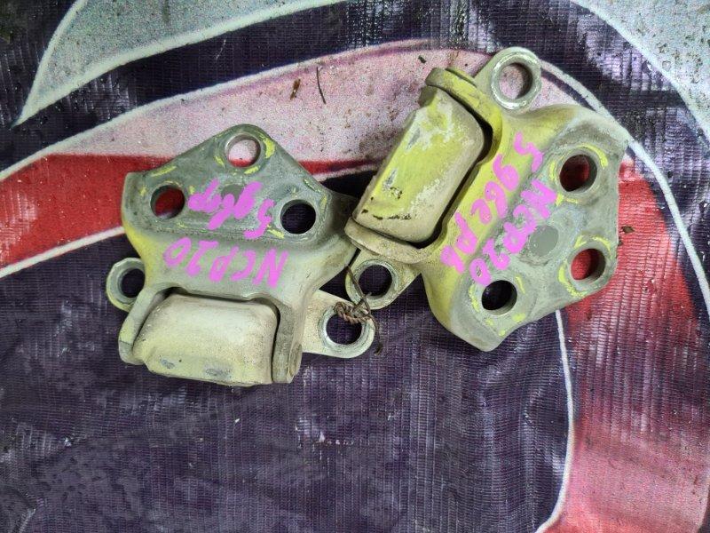 Петля двери Toyota Funcargo NCP21 1NZFE 2000 задняя