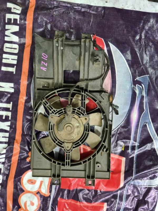 Диффузор Nissan Cube AZ10 CGA3 2001 передний