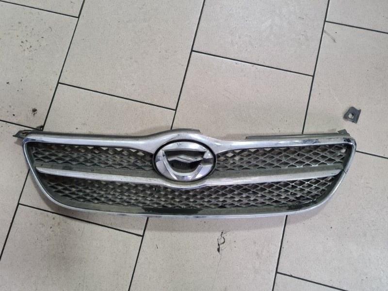 Решетка радиатора Toyota Corolla Fielder NZE121 1NZFE 2003 передняя