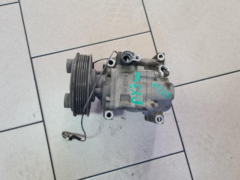 Компрессор кондиционера Mazda Demio DY3W ZJ 2002 передний