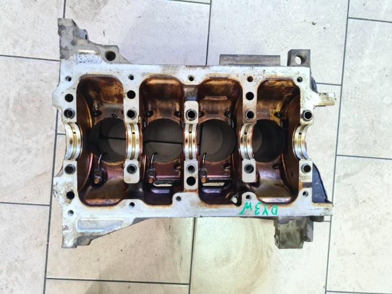 Блок цилиндров Mazda Demio DY3W ZJ 2002 передний