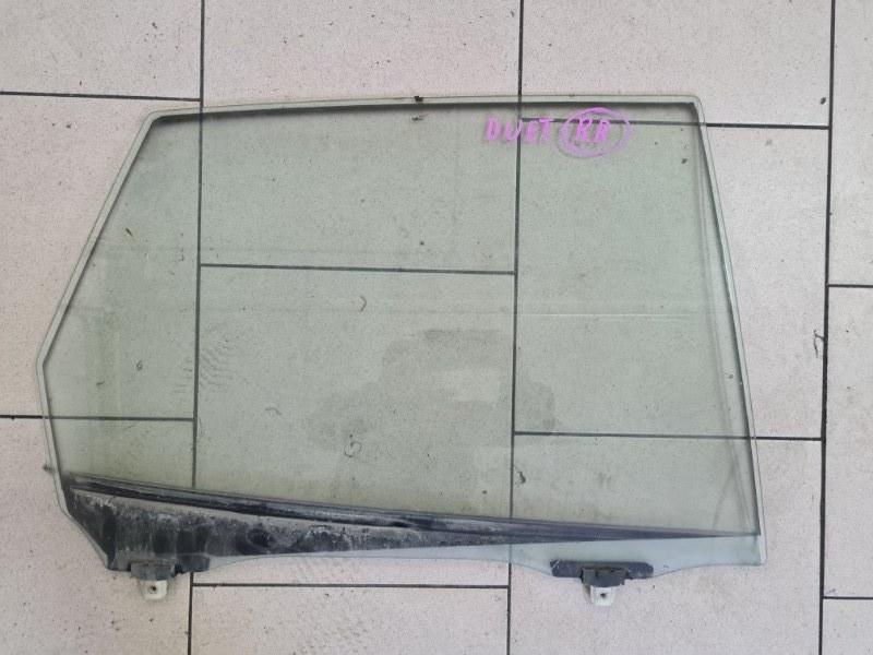 Стекло Toyota Duet M100A EJDE.EJVE 2000 заднее правое