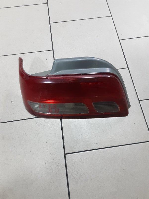 Стоп-сигнал Toyota Carina AT211 7AFE 1996 задний левый