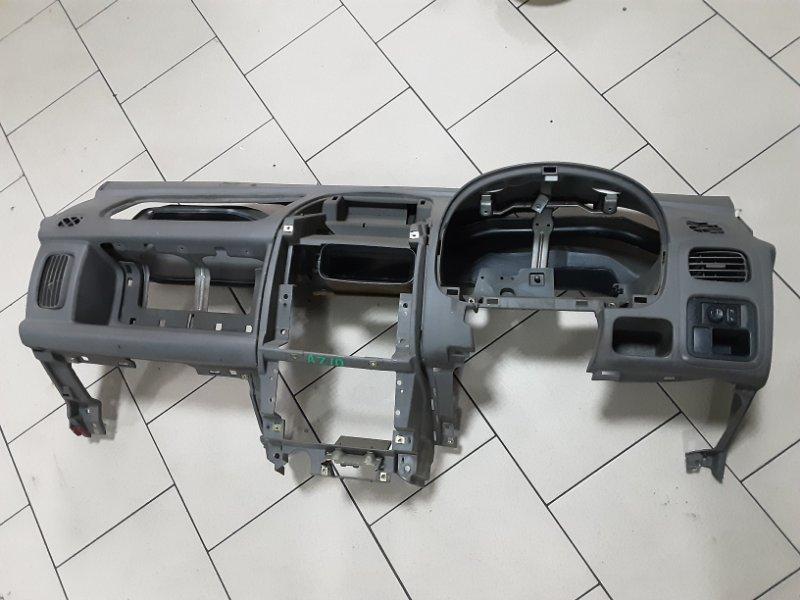 Торпедо Nissan Cube AZ10 CGA3 2001 переднее