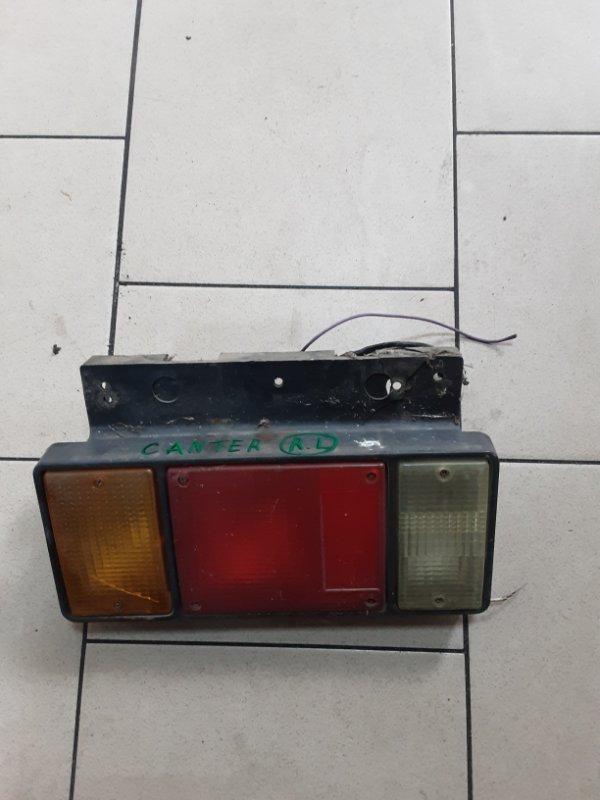 Стоп-сигнал Mitsubishi Canter FE63 4D35 1996 задний левый