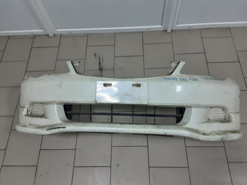 Бампер Honda Odyssey RA6 F23A 1999 передний
