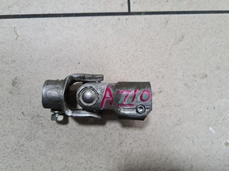 Рулевой карданчик Nissan Cube AZ10 CGA3 2001 передний