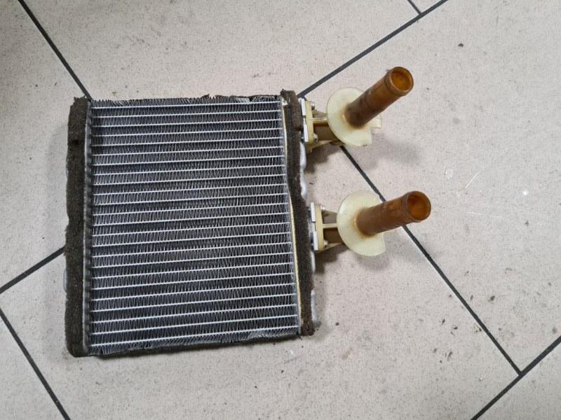 Радиатор печки Nissan Cube AZ10 CGA3 2001 передний