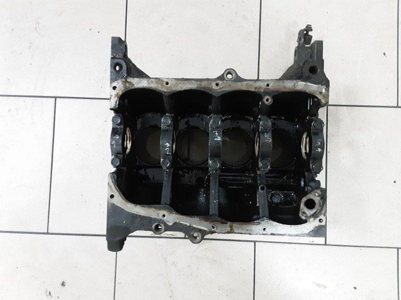 Блок цилиндров Toyota Vitz SCP10 1SZFE 2000 передний