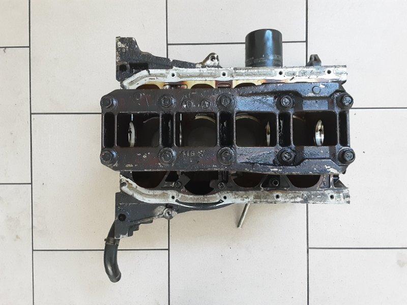 Блок цилиндров Nissan Cube AZ10 CGA3 2001 передний