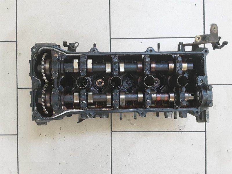 Головка блока цилиндров Nissan Cube AZ10 CGA3 2001 передняя верхняя