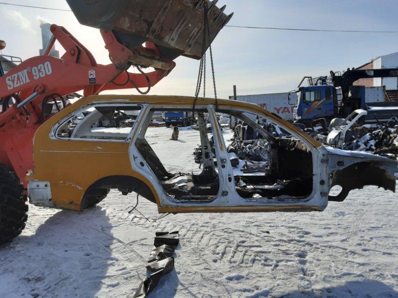 Порог Toyota Corolla EE102 4EFE 1992 правый