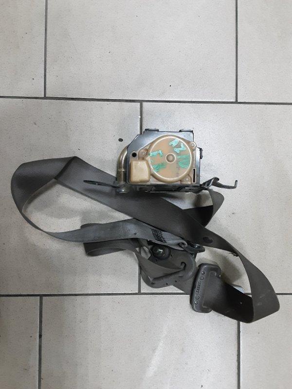 Ремень безопасности Nissan Cube AZ10 CGA3 2001 передний правый