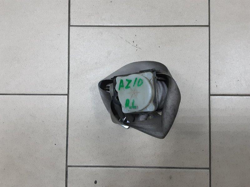 Ремень безопасности Nissan Cube AZ10 CGA3 2001 задний левый