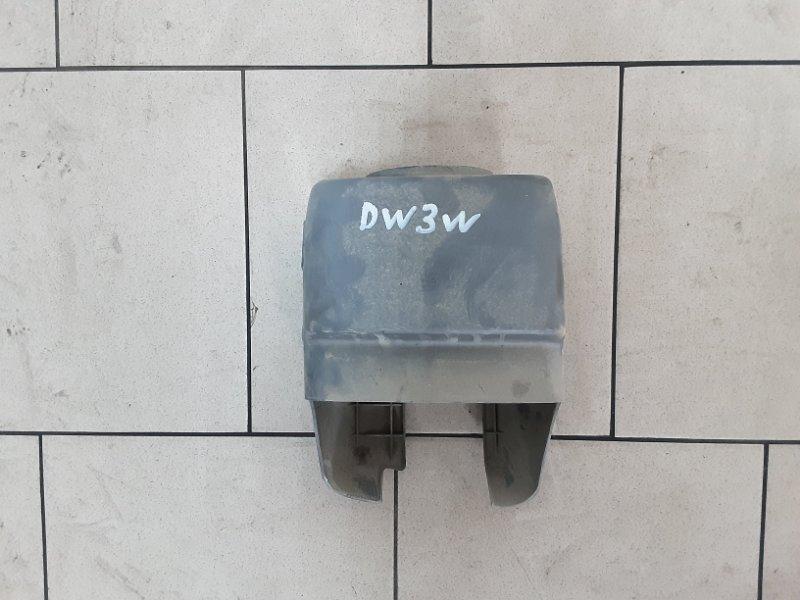 Кожух рулевой колонки Mazda Demio DW3W B3 2000 передний