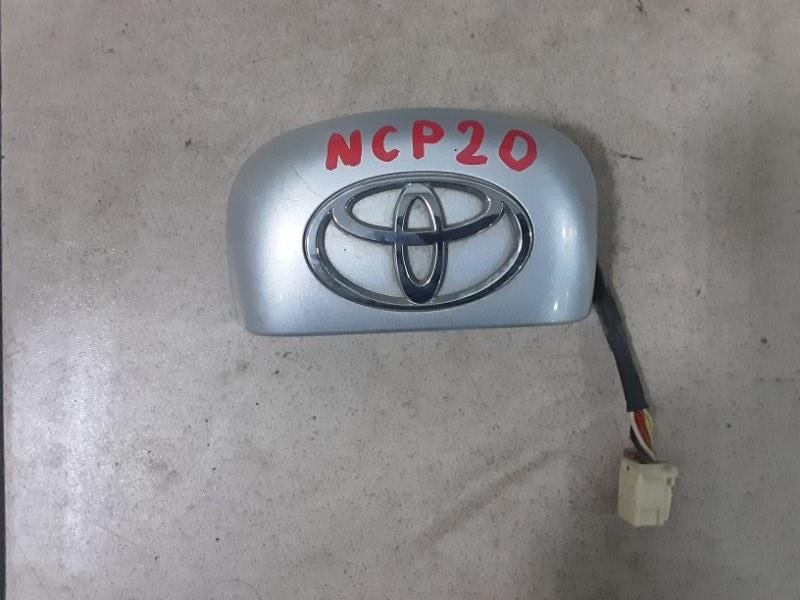 Камера заднего вида Toyota Funcargo NCP21 1NZFE 2000 задняя