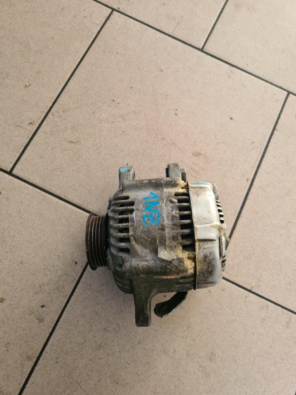 Генератор Toyota Probox NCP50 2NZFE 2002 передний