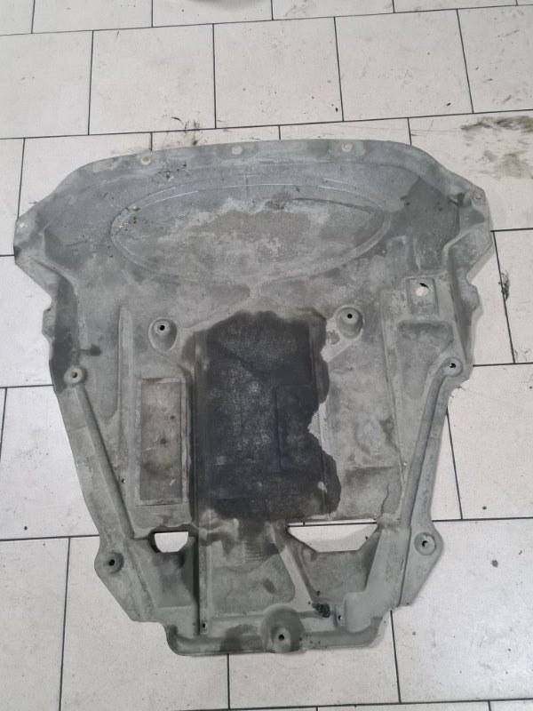 Защита двигателя Nissan Leaf ZEO EM61 2011 передняя