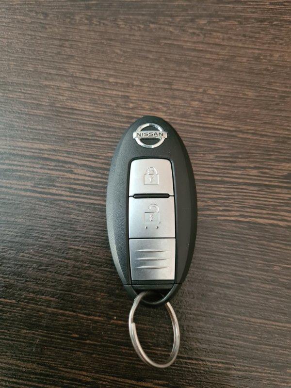 Ключ зажигания Nissan Leaf ZEO EM61 2011 передний