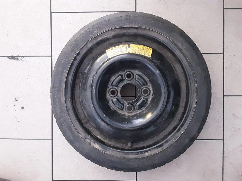Запасное колесо Toyota Vitz SCP10 1SZFE 2000 заднее